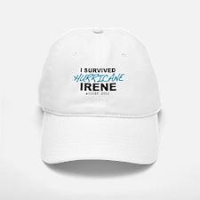 I Survived Hurricane Irene Baseball Baseball Cap