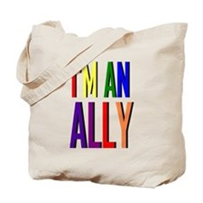 I'm an Ally Tote Bag