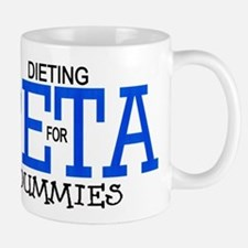 PETA - Dieting for Dummies Mug
