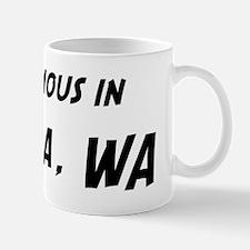 Famous in Tacoma Mug