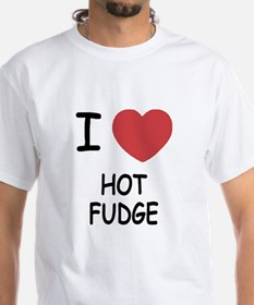 I heart hot fudge Shirt