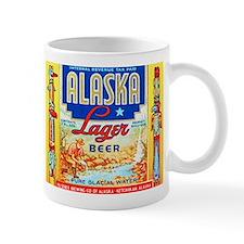 Alaska Beer Label 1 Mug