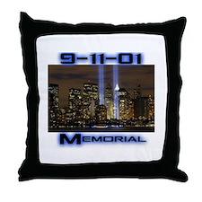 9.11.01 Throw Pillow
