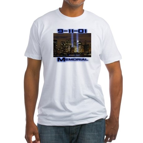 9.11.01 Fitted T-Shirt