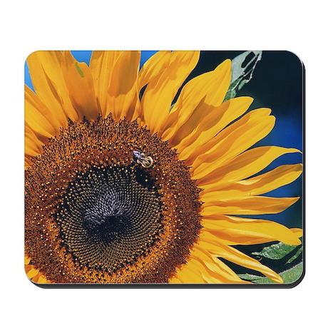 Mousepad - Sunflower Design