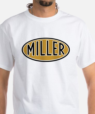 Pete DePaolo Miller photo White T-Shirt