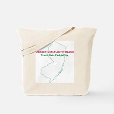 Jersey Girls - PINK Tote Bag