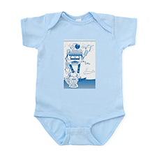 Giant robot Infant Bodysuit