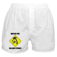Watch for Falling Stones Boxer Shorts