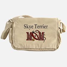 Skye Terrier Mom Messenger Bag