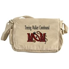 Treeing Walker Coonhound Messenger Bag