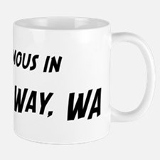 Famous in Federal Way Mug