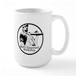 MBW Circle Large Mug
