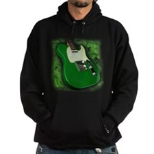 St. Patty's Guitar Hoodie