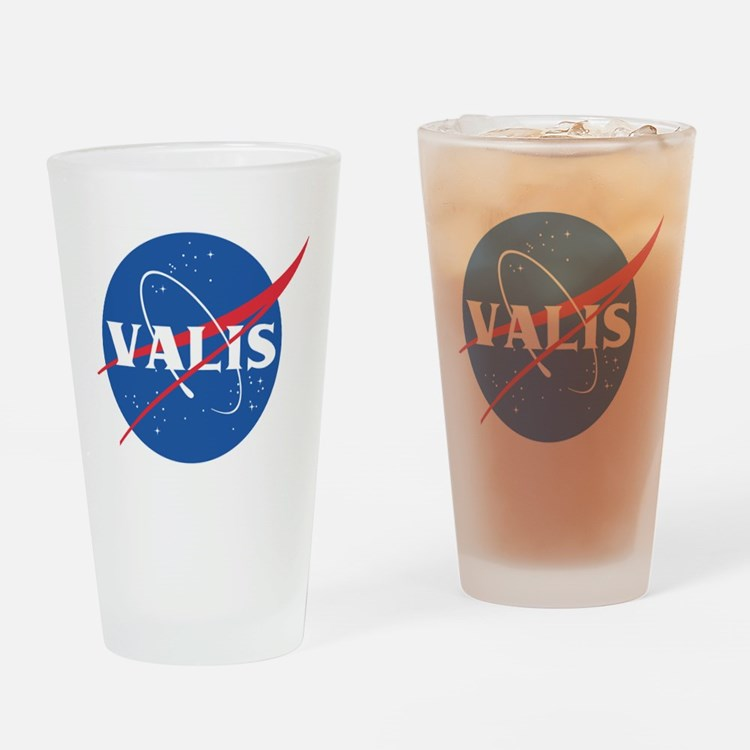 VALIS NASA Drinking Glass