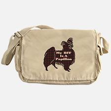 BFF Papillon Messenger Bag