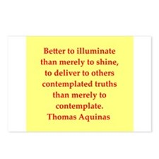 Saint Thomas Aquinas Postcards (Package of 8)