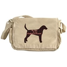 BFF English Foxhound Messenger Bag