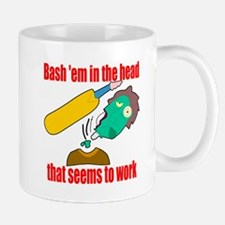 Bash 'em in the head Mug