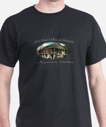 America's Oldest House T-Shirt