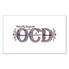 OCD purple Decal
