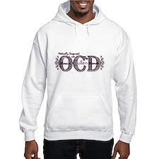 OCD purple Hoodie