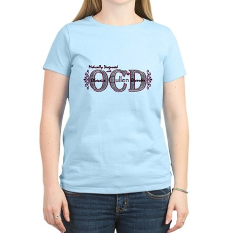 OCD purple Women's Light T-Shirt