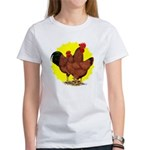 Production Red Sunburst Women's T-Shirt