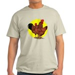 Production Red Sunburst Light T-Shirt