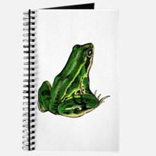 Green Frog Journal