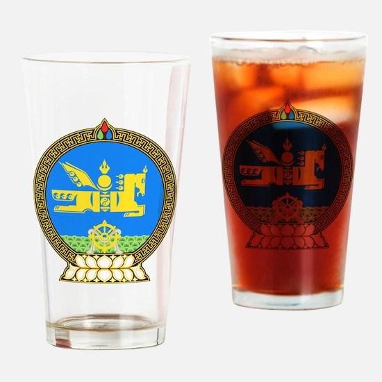 Mongolia Drinking Glass