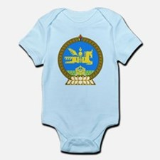 Mongolia Infant Bodysuit