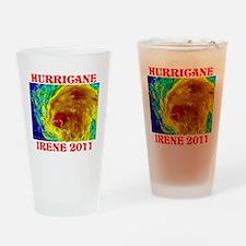 Unique I survived hurricane sandy Drinking Glass