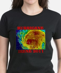 Cute Hurricane irene Tee