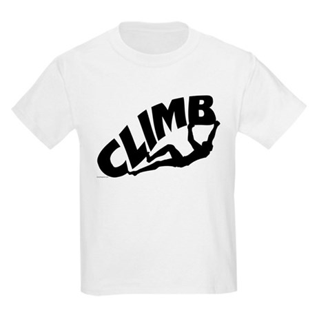 Rock Bouldering Kids Light T-Shirt