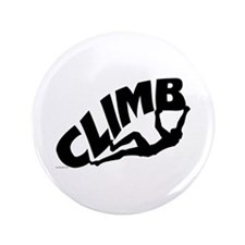 "Rock Bouldering 3.5"" Button"