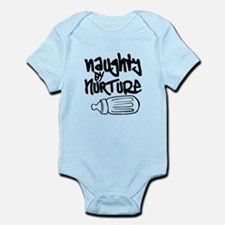Naughty by Nurture Onesie