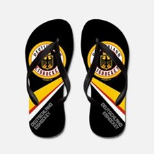 Germany Hockey(Deutschland) Flip Flops