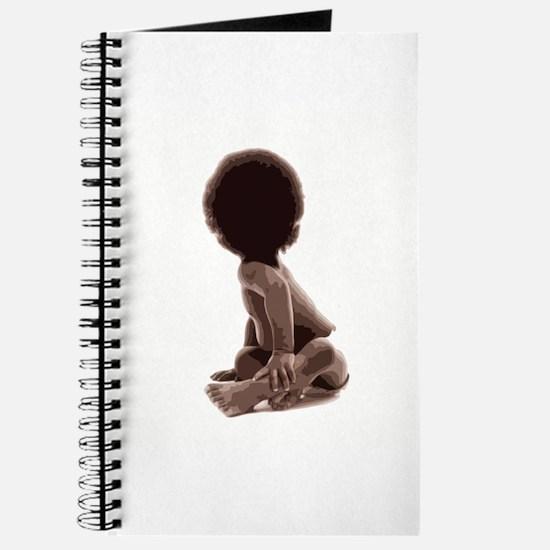 BIG Baby Journal
