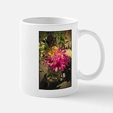 Pink Vintage Bouquet Mug