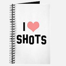 I heart Shots Journal
