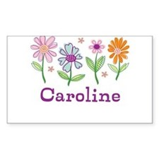 Daisy Garden Decal