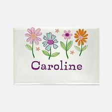 Daisy Garden Rectangle Magnet (100 pack)