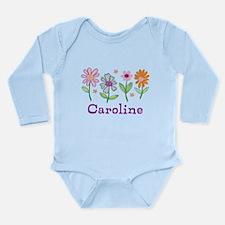 Daisy Garden Baby Suit