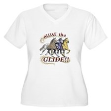 RIDE THE GLIDE! T-Shirt