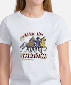 RIDE THE GLIDE! Tee