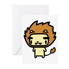 Lion Greeting Cards (Pk of 20)