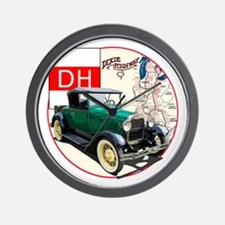 The Dixie Highway Wall Clock