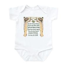 Wedding Sample (Blessing) Infant Bodysuit