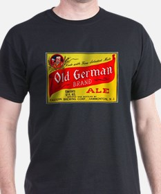 New Jersey Beer Label 4 T-Shirt